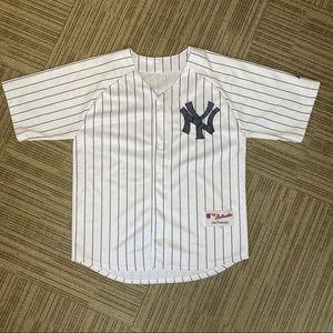 Majestic Shirts - Majestic Derek Jeter New York Yankees Jersey